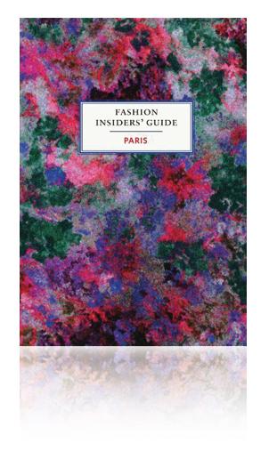 paris guide in